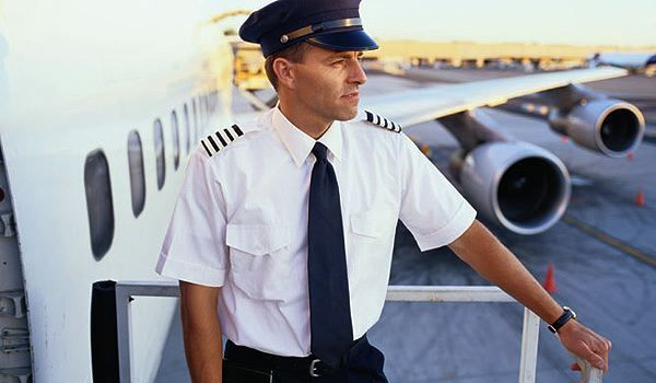 Aeroplane Pilot ANZSCO