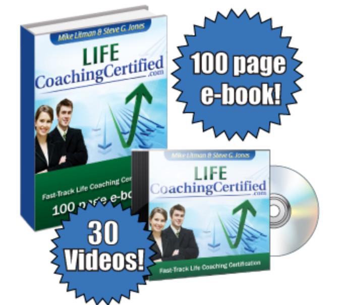 Life Coaching Course Certification
